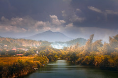 St-Mary-Jamaica1_07302014-26.1jpg (LBSimmsPhotography) Tags: clouds sunset landscapes fineart hills jamaica hilly fineartphotography caribbeanislands lbsimmsphotography sky mountains water sunshine rocks ngc view background environment