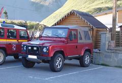 Land Rover Defender X-trem (baffalie) Tags: auto voiture car coche automobile anglaise english