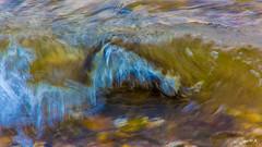 Die kleine Welle - the little wave (wb.fotografie) Tags: deutschland ufer rhein nordrheinwestfalen rheinufer niederrhein dormagen rheinkreisneuss strand wasser fluss welle wave
