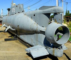 "Seehund German Midget Submarine 00010 • <a style=""font-size:0.8em;"" href=""http://www.flickr.com/photos/81723459@N04/48799153082/"" target=""_blank"">View on Flickr</a>"