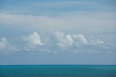 Big Blue Skies and Sea (Jillyem) Tags: keywest trueblue stunning summer blue sky sea floridakeys florida ocean