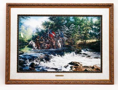 "John Paul Strain ""1862 The Spring Campaign"", Buffalo Gap, VA ($246.40)"