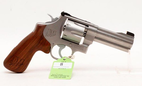 Nice Smith and Wesson JM Model 625-8 Revolver ($672.00)