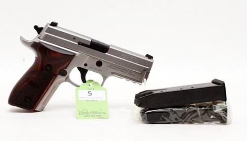 Very Nice Sig Sauer P229 Elite Semi-Auto Pistol ($756.00)