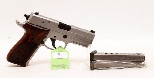 Fine Sig Sauer P220 Elite Semi-Auto Pistol ($756.00)