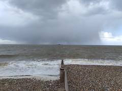 04/05/19 11:37:22 (HerneBayWX) Tags: herne bay weather hail rain downpour thunder trough wind april showers lightning deluge sleet
