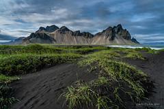 Vestrahorn (Iceland) (christian.rey) Tags: vestrahorn iceland islande paysage landscape mountains montagnes sable sand sony alpha a7r2 a7rii 1635