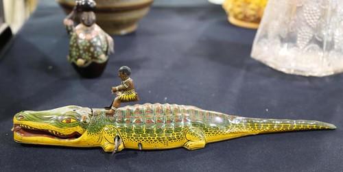 Tin Alligator ($95.20)