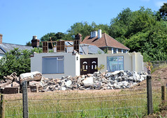 Demolition (R~P~M) Tags: house derelict devon demolished demolition colyton england uk unitedkingdom greatbritain