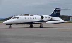 Jet Executive International Charter D-CDIM, OSL ENGM Gardermoen (Inger Bjørndal Foss) Tags: dcdim jetexecutive gates learjet 35a osl engm gardermoen