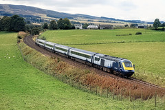 Gleneagles I7C (whosoever2) Tags: uk railroad train scotland britain sony united great railway kingdom september gb gleneagles 2019 dscrx100m3 hst class43 43131 i7c perth kinross ll