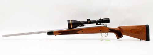 Very Nice Remington Model 700 With Leupold Scope ($980.00)