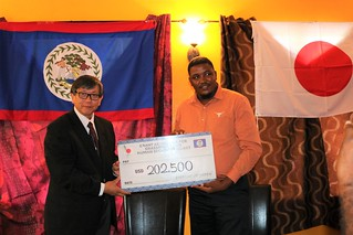 Embassy of Japan Signs Grant Contract with PGTC