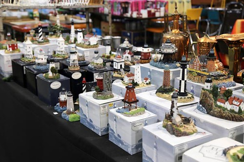 Collection of 54 Harbour Lights Lighthouses totaling ($859.60)
