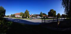 Quedlinburg (Jürgen Gnau) Tags: panorama canonfd24mm120 harz quedlinburg unescoworldheritagesite