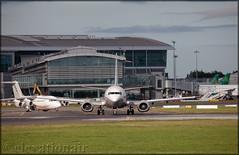 9H-ZAK Boeing 737-3YO Maleth Aero (elevationair ✈) Tags: dub eidw dublin airport dublinairport ireland sun sunny sunshine avgeek aviation airplane plane aircraft departure boeing 737 733 boeing7373yow 9hzak malethaero albastar