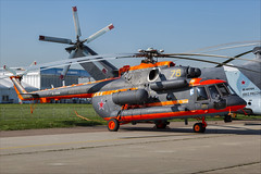 Mil Mi-8AMTSh-VA - 01 (NickJ 1972) Tags: maks airshow zhukovsky 2019 aviation mil mi8 mi17 hip rf04508 78 yellow