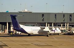 de-Havilland Canada DHC-8-402Q G-ECOK Flybe (EI-DTG) Tags: dublinairport eidw dub 14sep2019 gecok flybe dhc8 bombardier dehavillandcanada turboprop