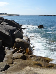 Pointe de Beg Ar Vir (guyfogwill) Tags: france guy fogwill guyfogwill holiday brittany bretagne breizh september 29 septembre finistère républiquefrançaise brehec vacances poi 2019 pennarbed lampaulplouarzel paysdiroise begarvir pointedebegarvir ocean sea beach water photo interesting sony coastal coastline plage flicker gripping fascinating compelling absorbing compulsive riveting engrossing dschx60