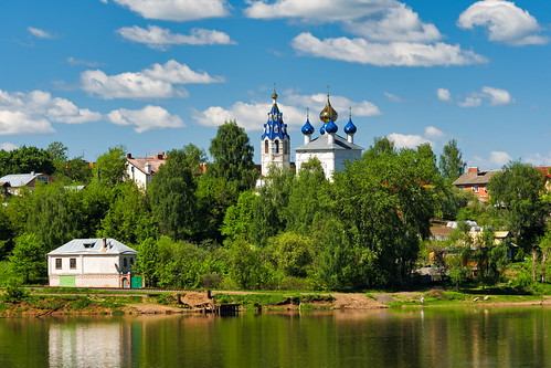 Volga River 195 ©  Alexxx Malev