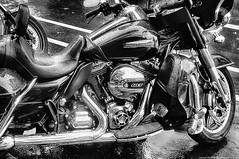2019-09-22 Oyster Run (17) (B&W) (1024x680) (-jon) Tags: anacortes skagitcounty skagit washingtonstate washington salishsea fidalgoisland sanjuanislands 2019 2019oysterrun oysterrun motorcycle rally group bike cycle biker rain clouds overcast raining wet canonpowershotelph180 canon powershot elph180 bw blackandwhite monochrome a266122photographyproduction harleydavidson harley chrome motorcyclerally