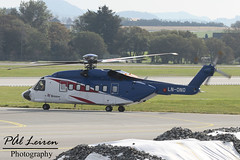 Bristow Norway - LN-ONO - 2019.09.25 - ENZV/SVG (Pål Leiren) Tags: norway plane stavanger airport aircraft aviation planes runway svg sola rw flyplass planespotting enzv airplane jet september airliner jetliner 2019 canon7d september2019 bristow lnono bristownorway helicopter heli sikorsky s92a sikorskyaircraftcorporation