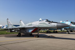Mikoyan MiG-29SMT - 01 (NickJ 1972) Tags: maks airshow zhukovsky 2019 aviation mikoyan mig29 fulcrum rf92310 30 blue