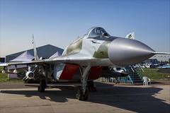 Mikoyan MiG-29SMT - 03 (NickJ 1972) Tags: maks airshow zhukovsky 2019 aviation mikoyan mig29 fulcrum 777 blue