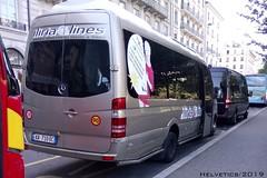 Mercedes-Benz Sprinter - Albania (Helvetics_VS) Tags: licenseplate albania