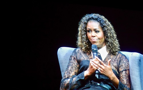 Michelle Obama Going High at Elevate