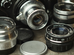 Russian Lenses (glpease) Tags: