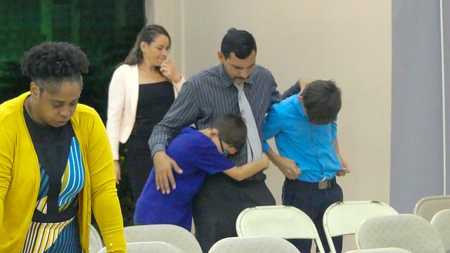Enfocados con Jesús: Visión 2020