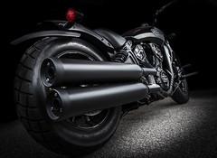 BOBBER (Dave GRR) Tags: bike motorcycle motorbike indian scout bobber show toronto olympus