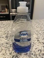 IMG_2588 (eighty9th) Tags: dawn soap liquidsoap clean plasticbottle blue granitecounter kitchen dish rain scent ultra