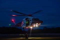Coastguard 151 (Calum Linnen) Tags: gmcgp hmcoastguard aw189 leonardospa augustawestland searchandrescue sar bristow aberdeen nikon d500 sigma