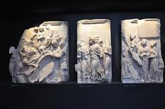 Telephus Frieze (Ryan Hadley) Tags: pergamonmuseumdaspanorama pergamonmuseum museum pergamonaltar greek sculpture art museumisland museumsinsel berlin germany europe worldheritagesite telephusfrieze frieze