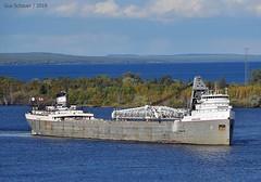 Saginaw (gus3221) Tags: saginaw ship duluth dock6 ore lowerlakestowing