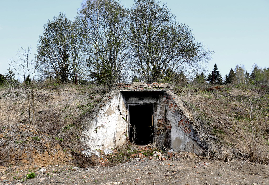 фото: the abandonned bunker
