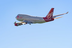 Majestic (rikioscamera) Tags: 747 huntingtonbeach airacrobatics aircraft airplane airshow d750 haze lightroom nikon sky virgin virginorbit cosmicgirl