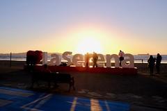 inolvidable (Yutaka Seki) Tags: chile southamerica travel viaje viagem beach playa laserena sunset coquimbo fujifilmxt30