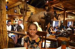 Violet At The Gun Barrel (Joe Shlabotnik) Tags: jackson bison 2019 violet august2019 gunbarrel justviolet wyoming afsdxvrzoomnikkor18105mmf3556ged