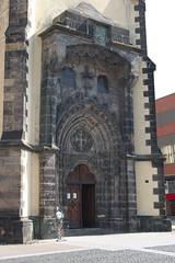 IMGP3169 (hlavaty85) Tags: ústínadlabem nanebevzetí assumption mary marie kostel church