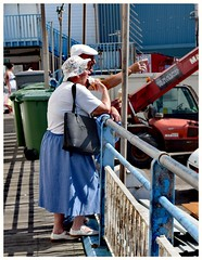 """""""See that over there love"""" (joanneharlow70) Tags: blackpool streetphoto streetshots streetphotography colourstreetphotography urbanstreetphotography couple colourphoto colourphotography nikon"""