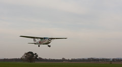 G-IHAR Cessna 172 , Kirriemuir (wwshack) Tags: acsflighttraining angus ce172 cessna cessna172 kirriemuir scotland skylane farmstrip gihar
