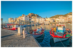 At the Harbour of Pigadia (WS Foto) Tags: pigadia karpathos harbour greece griechenland dodekanes europe eu fisherboats fischerboote