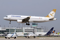 Freebird Airlines / TC-FBH / A 320-214 (karl.goessmann) Tags: freebirdairlines a320214 airbus tcfbh muc