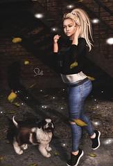 #1614 – Nothing stopping me (kleineraubkatze2.0) Tags: secondlife sl wasabi nuno genusproject maitreya mila jian flite ks wetcat lemon halfdeer bento mesh