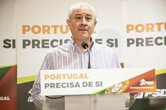 Legislativas 2019: Rui Rio em Leiria