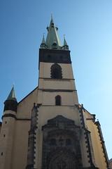 IMGP3089 (hlavaty85) Tags: ústínadlabem nanebevzetí assumption mary marie kostel church