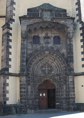 IMGP3085 (hlavaty85) Tags: ústínadlabem nanebevzetí assumption mary marie kostel church